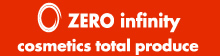 ZERO infinity [ゼロ・インフィニティ] cosmetics total produce